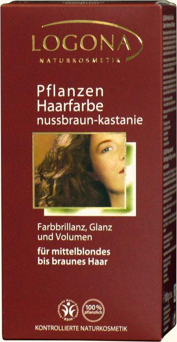 Боя за коса на прах Естествено кафяво