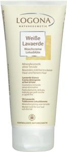 ЛаваЕрде - гел с лава и лотус, бял