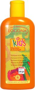 Детски шампоан и душ-гел