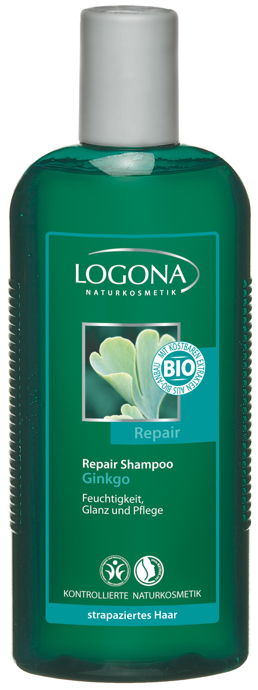 Шампоан Гинго за суха и повредена коса