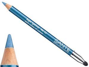 Молив за очи - перлено синьо