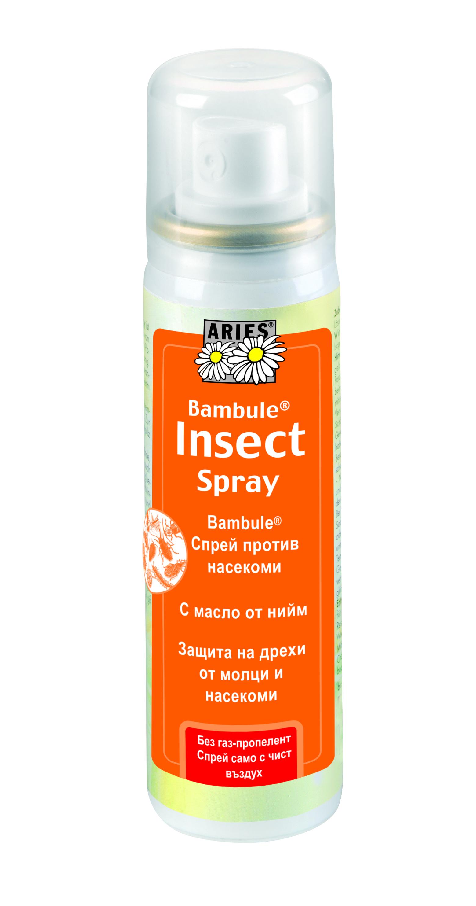Спрей против насекоми Bambule