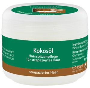 Кокосово масло за изтощена коса
