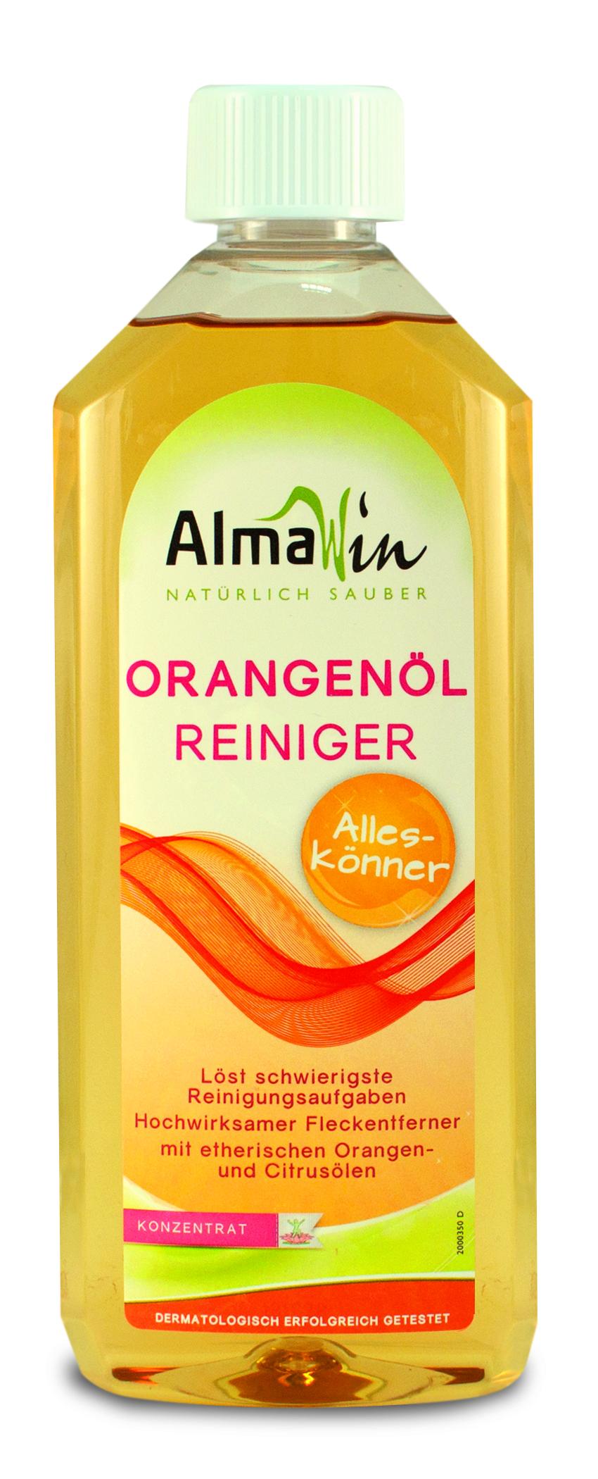 Универсален препарат за почистване от портокалово масло