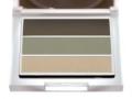 Sante сенки за очи трио - цвят Натурално Зелено
