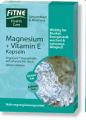 Капсули Магнезий + Витамин Е